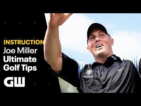 Long Drive Expert Joe Miller's ULTIMATE Driving Tips | Golfing World
