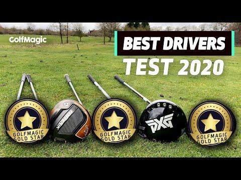 Best Drivers Test 2020 | Golfmagic.com