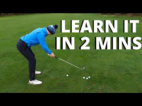 HOW CLOSE SHOULD YOU STAND TO THE GOLF BALL – 2 minute GOLF TIP that works for your DRIVER & IRONS