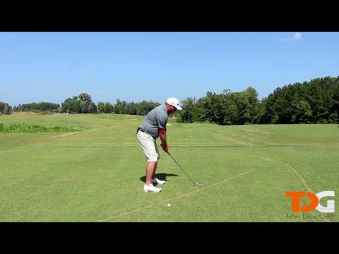 How to Setup with Long Irons – Golf Tips in 90 Seconds or Less with Tyler Dice Golf