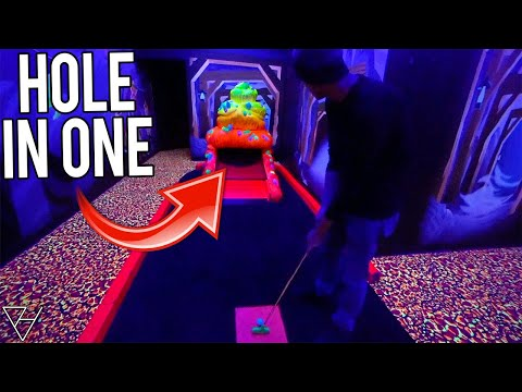 This Might Make A Mini Golf Hole In One Impossible