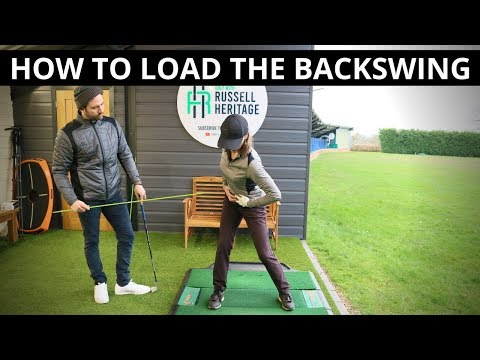 THIS IS HOW TO FEEL A LOAD IN THE BACKSWING