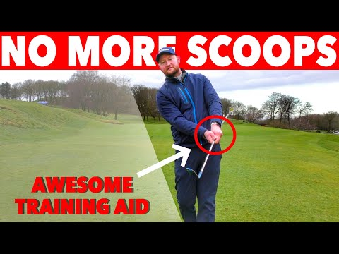 NO MORE SCOOPING WITH IRONS! SIMPLE GOLF TIPS