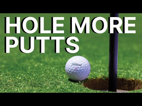 EASY WAY TO HOLE MORE PUTTS – Putting tips to improve Technique, Distance Control & Confidence