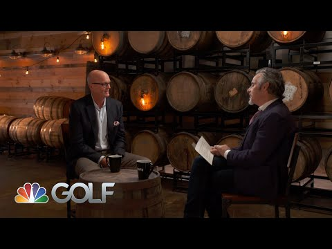 Scott Van Pelt never planned on being in sports television | Feherty | NBC Sports