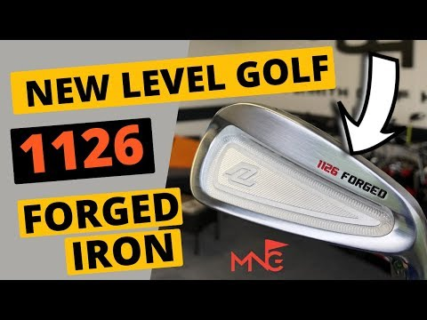 New Level Golf 1126 Forged Iron Review
