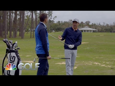 Understand your swing with the help of physics | Swing Expedition | Golf Channel | GOLFPASS
