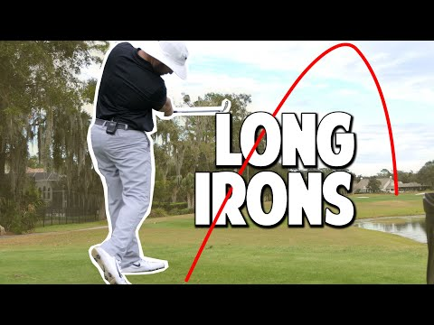 How To Hit Irons VERY HIGH and LONG
