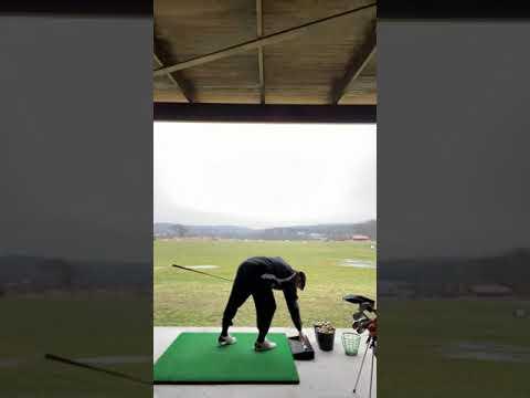Golfpiraten – Single plane golfsving. Driver!