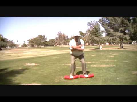 Beginning Balance Golf Tip.wmv