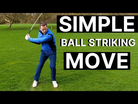 Effortless Golf Swing – How to transfer your weight in the GOLF SWING