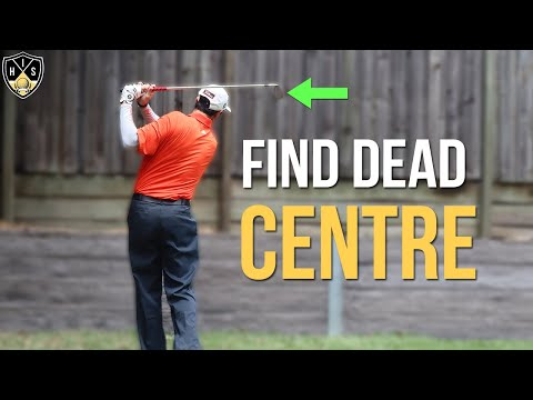 Golf Iron Sweet Spot Location ➜ Hit Your Irons Flush