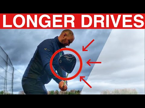 1 MOVE FOR LONGER DRIVES! -SIMPLE GOLF TIPS
