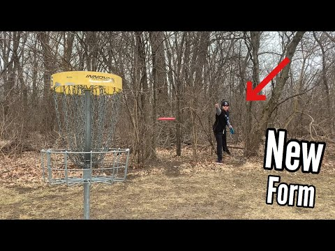 I Changed My Disc Golf Putting Form