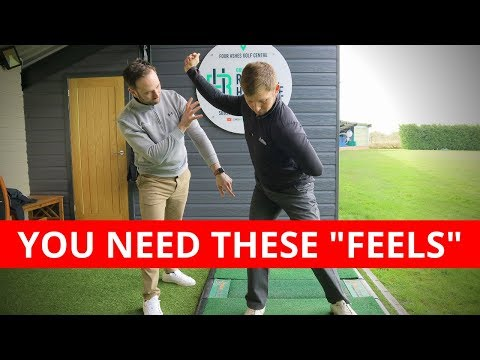 THE MUST FEELS YOU NEED IN THE GOLF SWING