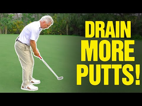 Golf Drills: 3 Drills For Putting (PERFECT PUTTING STROKE!)