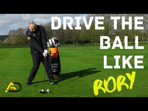 How To Drive The Ball Like Rory Mcllroy