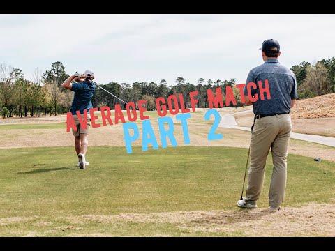 Average Golf Match Vlog Pt 2 // River Landing Country Club