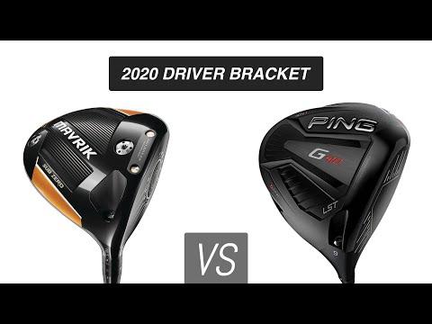 Ping G410LST vs. Callaway Mavrik Sub Zero // 2020 Driver Bracket