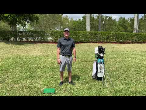 Tips to help eliminate too much wrist action while putting and chipping/pitching
