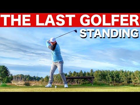 THE LAST GOLFER STANDING  – 30 SHOT GOLF CHALLENGE