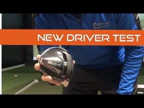 NEW Driver test – TaylorMade Sim