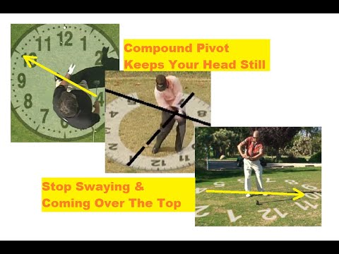 How to Pivot from 4 O'clock to 10 O'clock – Key to Mike Austin Swing