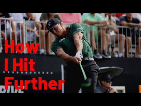 How I Train for World Long Drive