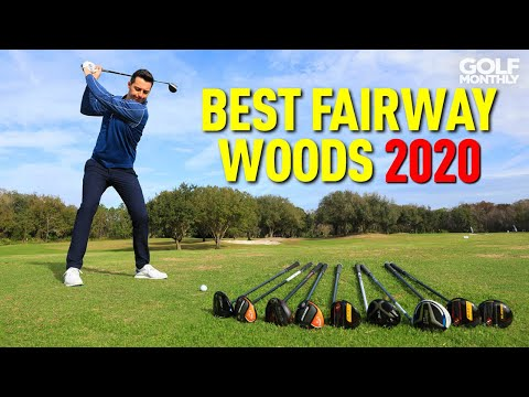 BEST FAIRWAY WOODS 2020 (10 Models Tested!) Golf Monthly