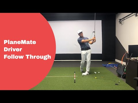 PlaneMate Driver Swings and Follow Through Feels | Martin Chuck & David Woods