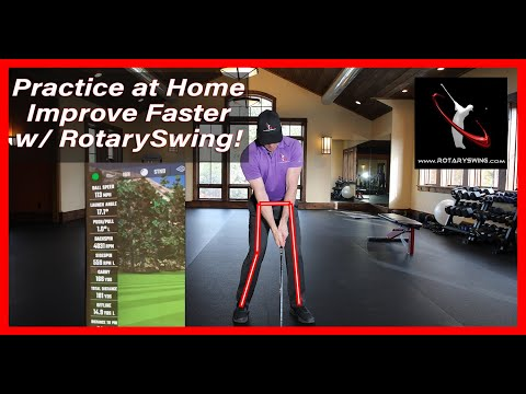 How Quarantined Golfers Are Improving Their Swings and Picking Up 15 Yards with their 7 Irons