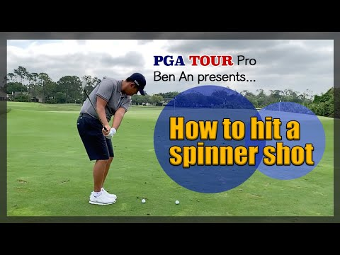 [Lesson] HOW to hit a LOW and HIGH SPINNER Shot (with SLOWMO)