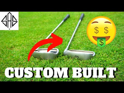 BUILDING A CUSTOM ONE-LENGTH DRIVING IRON (Amazing Result)