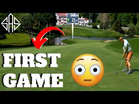 The Beginning of My ONLINE PRO Golf Career – WGT
