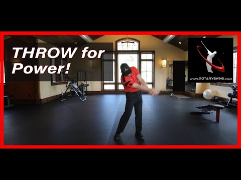 PUSHING for POWER in the Golf Swing?