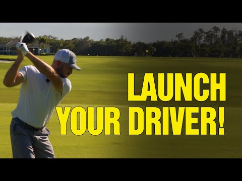 VIDEO 1 OF 2: Golf Driver Must Do's – Driver Setup (LAUNCH YOUR DRIVES!) With Eric Cogorno Golf