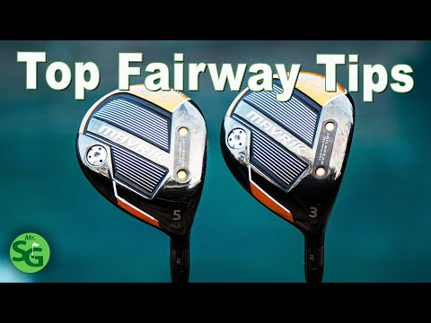 Top Tips to Crush Your Fairway Woods – At Home Golf Practice