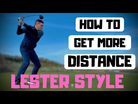 HOW TO SWING A GOLF CLUB – LESTER STYLE