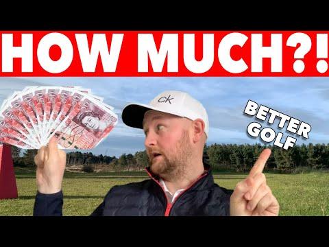 DANNY MAUDE, SEB ON GOLF & SAS GOLF SPEND £500 TO PLAY BETTER GOLF!