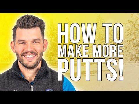 5 Tips to be a better putter!   Disc Golf Beginner's Guide