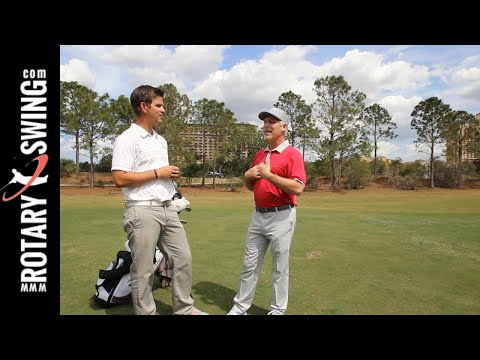 Neurosurgeon Switches Golf Swing to Save Back