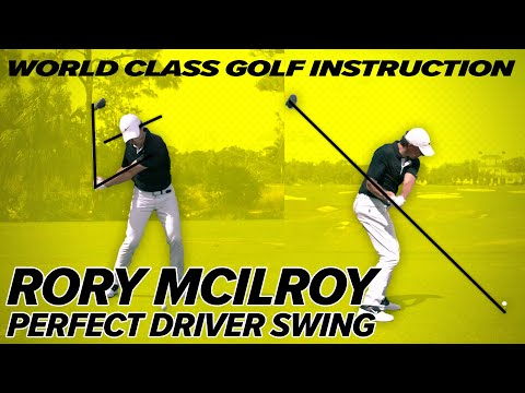 Rory Mcllroy Driver Swing – The Perfect Driver Swing! – Craig Hanson Golf
