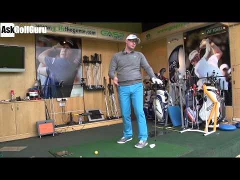 Should You Bend The Left knee In The Golf Swing AskGolfGuru