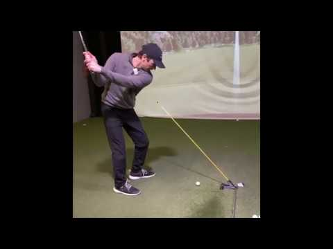 Stop Shanking the Golf Ball with the Pure Plane Training Aid