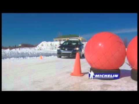 Two Winter Tires in Front or Back? | Michelin® Winter Driving Academy