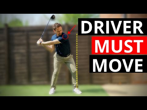 THE ONE CHANGE YOU NEED TO MAKE TO HIT THE DRIVER
