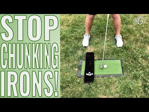 How to Stop Chunking Your Irons!