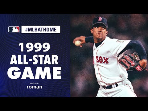 1999 All-Star Game (Fenway Park) | #MLBAtHome