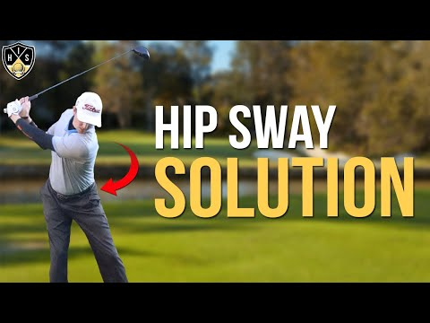 How To Stop Hip Sway In Golf Swing