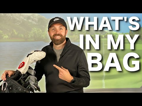 WHAT'S IN MY GOLF BAG & HOW FAR I HIT THEM (+ MEGA GIVEAWAY)